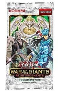 Yu Gi Oh War of the Giants: Round 2 pack