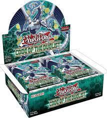 Yu Gi Oh Code of the Duelist Booster Box