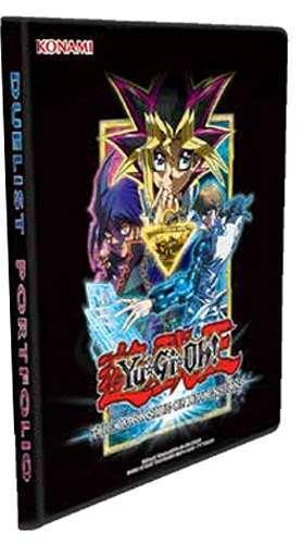 YuGiOh A4 Album Dark Side of Dimensions