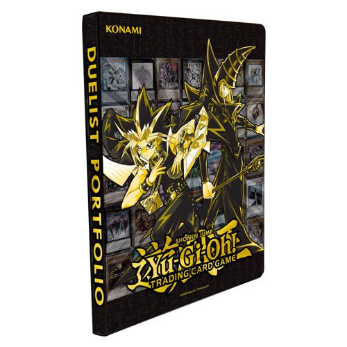YuGiOh A4 Album Golden Duelist