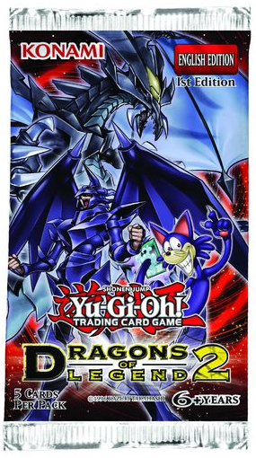Yu Gi Oh Dragons of Legend 2