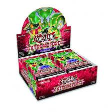 Yu Gi Oh Extreme Force Booster Box