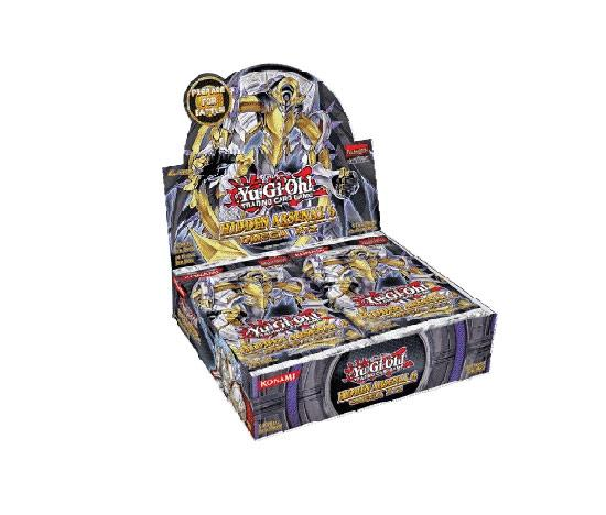 Yu Gi Oh Booster box Hidden Arsenal 6: Omega xyz