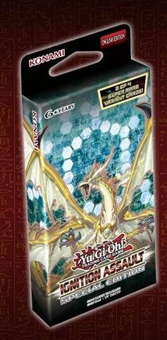 Yu Gi Oh Ignition Assault Special Edition Pack
