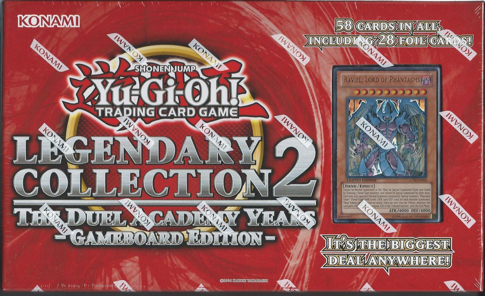 Legendary Collection 2 : Gameboard Edition