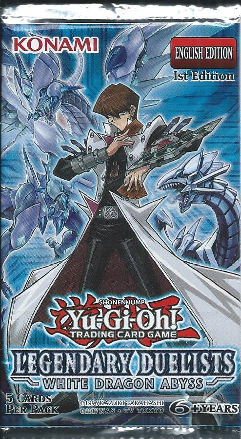 Yu Gi Oh Legendary Duelists: White Dragon Abyss