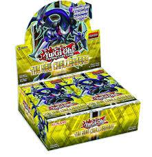 Yu Gi Oh The New Challengers booster box