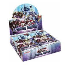 Yu Gi Oh Pendulum Evolution Booster Box