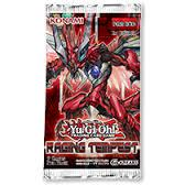Yu Gi Oh Raging Tempest Booster