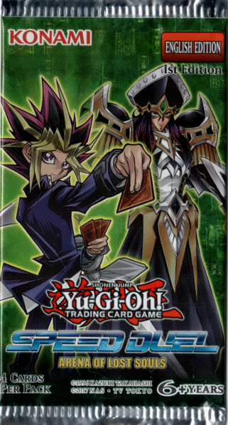 Yu Gi Oh Arena of Lost Souls
