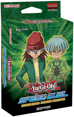 Yu Gi Oh Speed Duel SD: Ultimate Predators