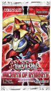 Yu Gi Oh Secrets of Eternity booster