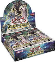 Yu Gi Oh Shadows in Valhalla Booster Box