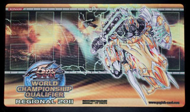Igralna podloga - Yu Gi Oh WCQ National 2011 Essedarii Playmat